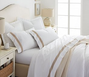 Bed Linen Collection Glamour Duvet Cover F2