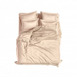 Set Premium Cotton Sateen Pearl